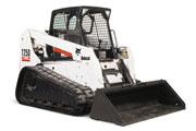 Фронтальный мини-погрузчик гусеничный BobcatT250